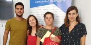 La Asociación RIE colabora con FAGA valencia