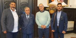 Reunión con el Alcalde de Valencia Joan Ribó i Canut