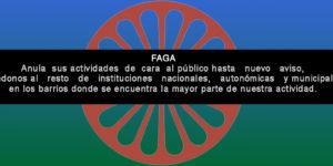 Comunicado FAGA